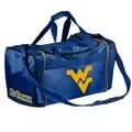 Forever Collectibles NCAA 11'' Travel Duffel; West Virginia University Mountaineers