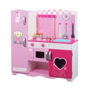 Classic Toy Wooden Kitchen Set