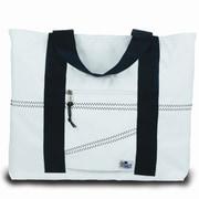 SailorBags Large Tote Bag; Blue