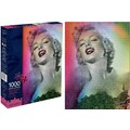 Aquarius Marilyn Monroe Color 1000 Piece Jigsaw Puzzle