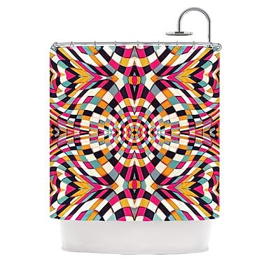 KESS InHouse Rebel Ya Shower Curtain