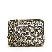 Hello Kitty Embossed Leopard Laptop Case for MacBook