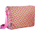 Wildkin Ashley Kaleidoscope Laptop Messenger Bag
