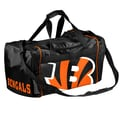 Forever Collectibles NFL 11'' Travel Duffel; Cincinnati Bengals