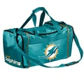 Forever Collectibles NFL 11'' Travel Duffel; Miami Dolphins