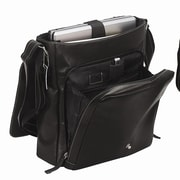 Bellino Messenger Bag; Black
