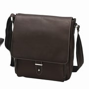 Bellino Messenger Bag; Brown