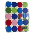 Hadaki Coated iPad 2 Wrap; Jazz Dots