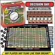 GDC-GameDevCo.Ltd Decision Day Fantasy Baseball Trading Card Board Game