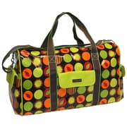 Hadaki 20'' Lug Around Duffel; Mango