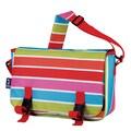 Wildkin Bright Stripes Jumpstart Messenger Bag