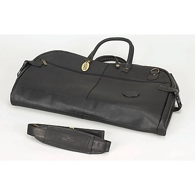 Claire Chase Luggage Tri-Fold Garment Bag; Black