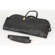 Claire Chase Luggage Tri-Fold Garment Bag; Black