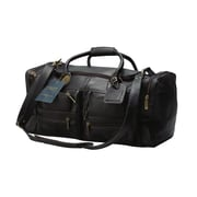 Claire Chase XL Executive Sport 22'' Carry-On Duffel; Black