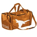 Forever Collectibles NCAA 11'' Travel Duffel; University of Texas Longhorns