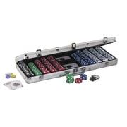 GLD Products Fat Cat Hold'em Dealer Poker Chip Set