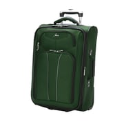 Skyway VJ1212Sigma 4 21'' Expandable Carry-On Suitcase; Black