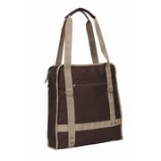 Preferred Nation Expresso Tote Bag; Brown