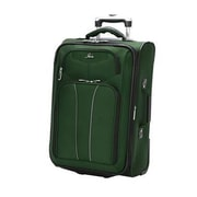 Skyway Sigma 4 25'' Suitcase; Midnight Green