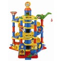 Wader Toys Children's Parking Tower with 7 Floors and 2 Cars