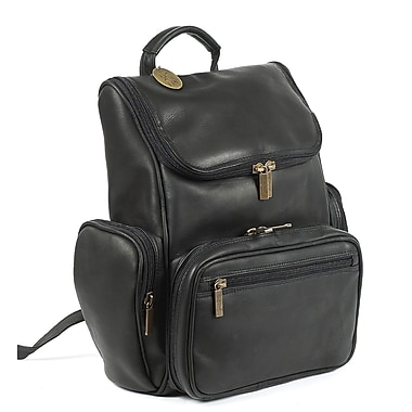 Claire Chase Guardian Computer Backpack; Black