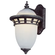 TransGlobe Lighting 1 Light Outdoor Small Down-Light Wall Lantern; Bronze