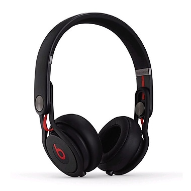 Beats by Dr. Dre Mixr On-Ear Headphones, Black