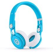 Beats™ Mixr™ Lightweight On-Ear DJ Headphones, Neon Blue