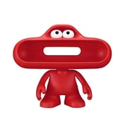 Beats™ Silicone Pill Character, Red