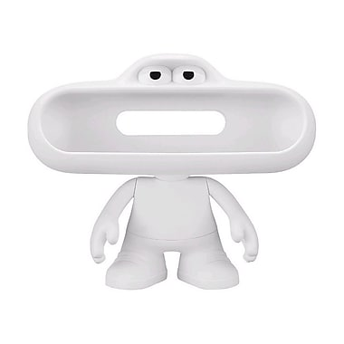 Beats™ Silicone Pill Character, White