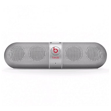 Beats™ Pill™ Portable Wireless Bluetooth Speaker, Silver