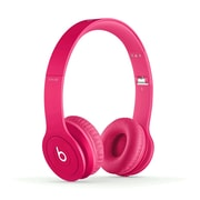 Beats™ Solo HD™ On-Ear Headphones, Drenched in Pink