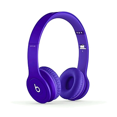 Beats™ Solo HD™ On-Ear Headphones, Drenched in Purple