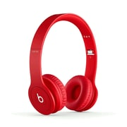 Beats by Dr. Dre™ Solo HD™ On-Ear Headphones, Drenched in Red