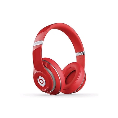 Beats By Dr. Dre Studio Over-Ear Headphones, Red