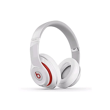 Beats By Dr. Dre Studio Over-Ear Headphones, White