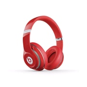 Beats Studio Wireless Over-Ear Headphones, Red