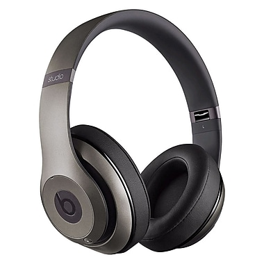Beats™ Studio Wireless™ On-Ear Headphones, Titanium