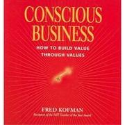 Conscious Business Fred Kofman Audiobook