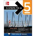 5 Steps to a 5 AP Calculus BC William Ma Paperback