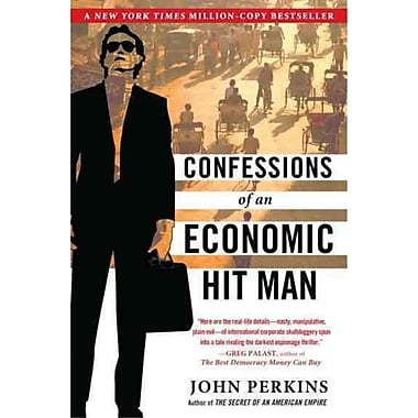 Confessions of an Economic Hit Man, Used Book