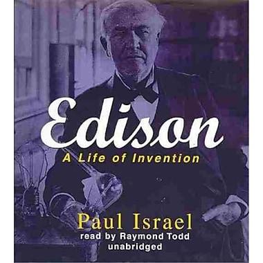 Edison Paul Israel Audiobook