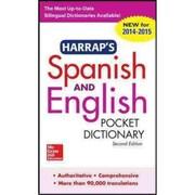 Harrap's Spanish and English Pocket Dictionary Harrap Paperback