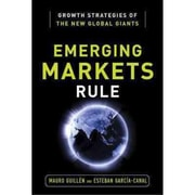 Emerging Markets Rule Mauro Guillen, Esteban Garcia-Canal Hardcover