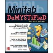 Minitab Demystified Andrew Sleeper Paperback