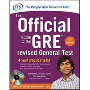 The Official Guide to the GRE Revised General Test Educational Testing Service Paperback