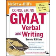 McGraw-Hills Conquering GMAT Verbal and Writing Doug Pierce Paperback