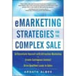 E-Marketing Strategies for the Complex Sale Ardath Albee Hardcover