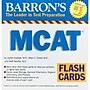 Barron's MCAT Flash Cards Lauren Marie Kupillas, Brian