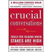 Crucial Conversations Tools for Talking When Stakes Are High Paperback